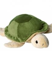 Magnetron schildpad knuffeldier 10083478