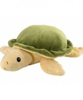 Magnetron schildpad knuffeldier