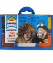 Make up set leeuw
