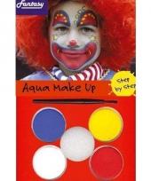 Make up setje clown