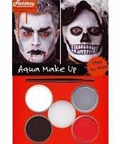 Make up setje skelet 10024770