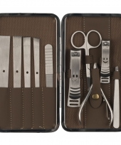 Manicure set 11 delig