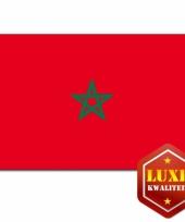 Marokkaanse landen vlaggen