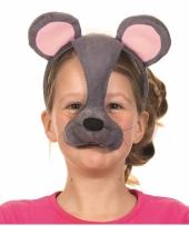 Masker muis met geluid