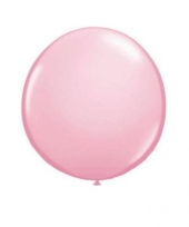 Mega ballon qualatex 90 cm roze