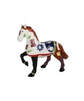 Meisjes spaarpot van een wit paardje