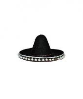 Mexico sombrero gekleurd 60 cm