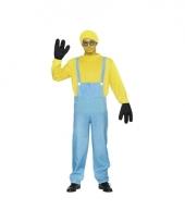 Mini man kostuum voor heren