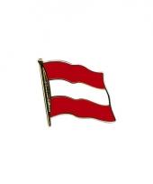 Mini vlaggetjes pins oostenrijk