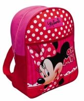 Minnie mouse rugzakje voor kinderen