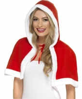 Miss santa cape rood