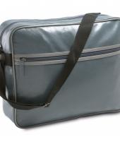 Modieuze schoudertassen blauw