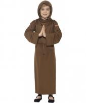 Monnik verkleedkleding voor kinderen