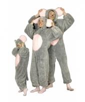 Muis verkleedkleding voor volwassenen