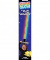 Multicolor glow stick 3 kleuren