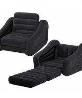 Multifunctionele opblaasbare stoel