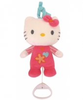 Musical hello kitty 19 cm