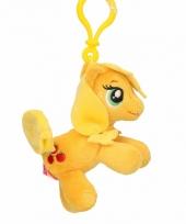 My little pony knuffeltje applejack 8 cm