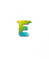 Naamslinger letters e