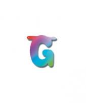 Naamslinger letters g