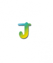 Naamslinger letters j