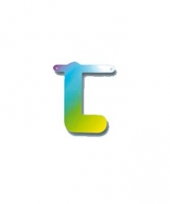 Naamslinger letters l