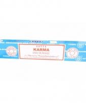 Nag champa wierook karma 15 gram
