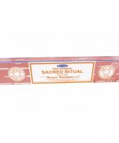 Nag champa wierook sacred ritual 15 gram