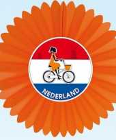 Nederland versiering papier