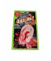 Nep oor met bloed 7 cm