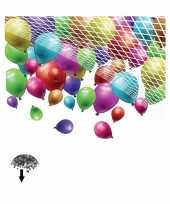 Net om ballonnen laten vallen 200 stuks