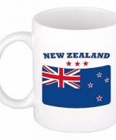 Nieuw zeeland vlag koffiebeker 300 ml