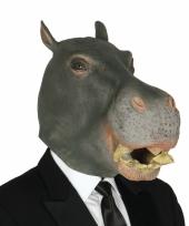 Nijlpaard verkleedmasker