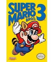 Nintendo mario bros maxi poster 61 x 91 cm
