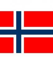 Noorweegse vlag mini 60 x 90 cm