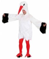 Ooievaar outfit