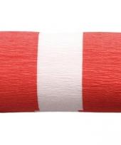 Oostenrijk versiering crepe slinger
