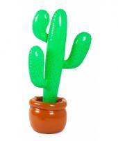 Opblaas cactus 85 cm