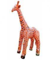 Opblaasbare giraffe 152 cm