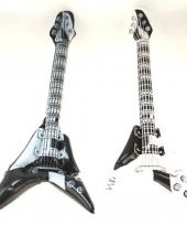 Opblaasbare gitaar hard rock 100 cm
