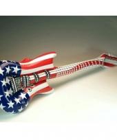 Opblaasbare gitaar usa kleuren