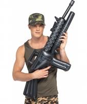 Opblaasbare machine geweer