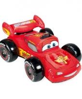 Opblaasbare rode intex cars auto