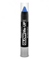 Oplichtende make up stift blauw