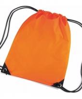 Oranje rugtas voor kinderen