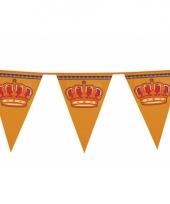Oranje vlaggenlijn 8 meter
