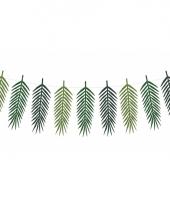 Palmboom bladeren slinger diy