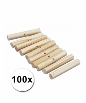 Palmhoutjes om mee te knutselen 47 mm 100 st