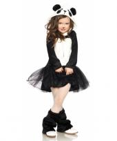 Panda jurkje voor meisjes