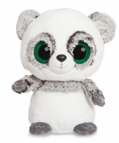 Panda knuffeltje 20 cm ring ring yoohoo and friends